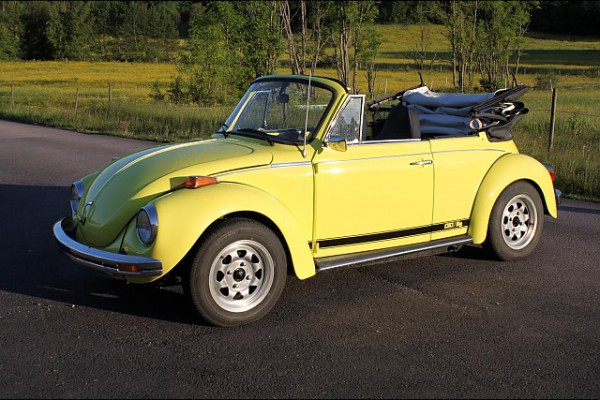 Cult car in great condition that arouses covetousness. Sold at collector car auction in 2014.