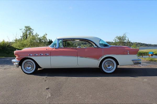 Super nice Buick, sold in 2015 to a newly appointed car enthusiast from Värmland.
