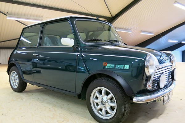 Was sold on behalf of the enthusiast who in 1997 bought the car new and never drove one kilometer!